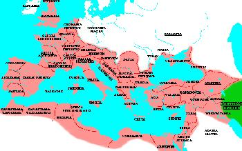 A Brief History of the Mediterranean Sea - The Romans