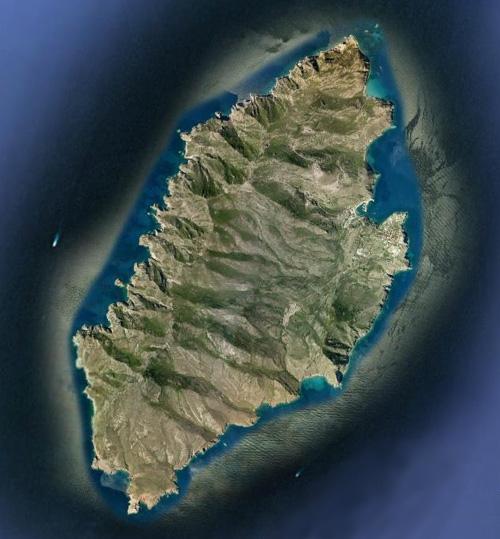 Marina of Isle of Capraia